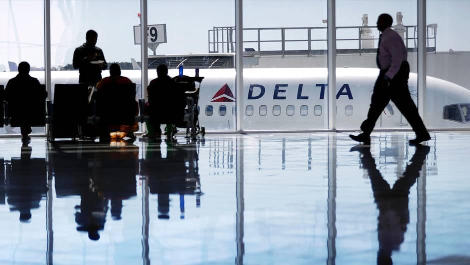 Fluggesellschaft Delta