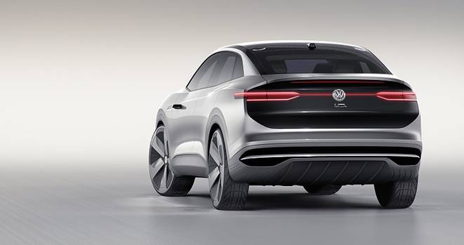 VW I.D. Crozz Shanghai 2017