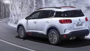Im nächsten Jahr kommt der Citroën C5 Aircross auch nach Europa
