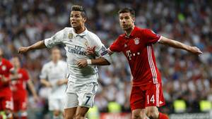 Cristiano Ronaldo schneller als Xabi Alonso: Real Madrid steht im Champions-League-Halbfinale