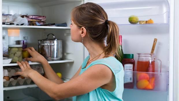 Kühlschrank Q : Kühlschrank stern
