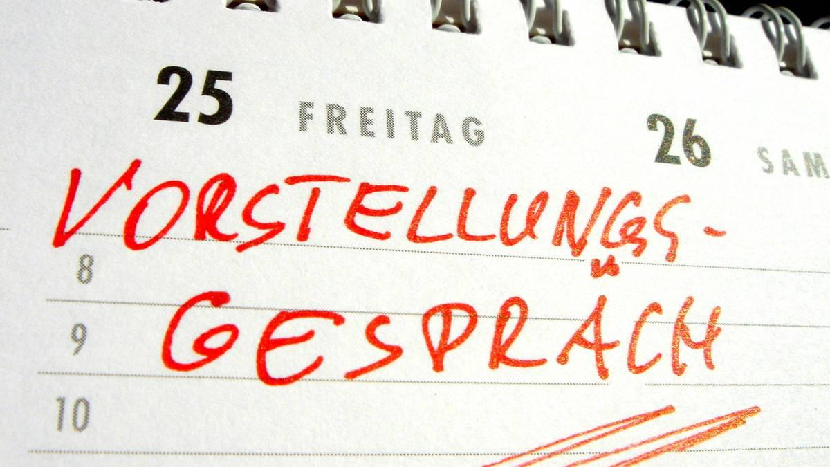 Rat vom Karrierecoach: Das sind die fünf häufigsten Fehler im Vorstellungsgespräch
