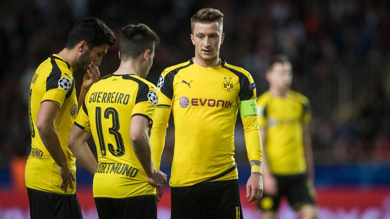 Der BVB verliert das Spiel gegen Monaco