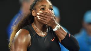 Serena Williams - schwanger - Schwangerschaft