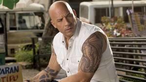 Der Schauspieler Vin Diesel wird bald 50