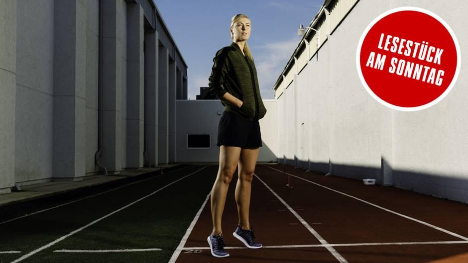 Maria Scharapowa über Medikamente im Spitzensport