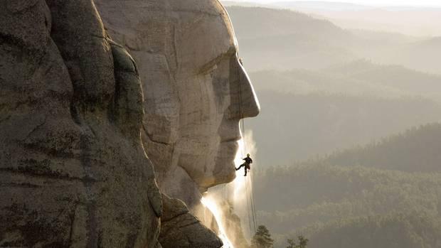 Georg Washington, Mount Rushmore, USA