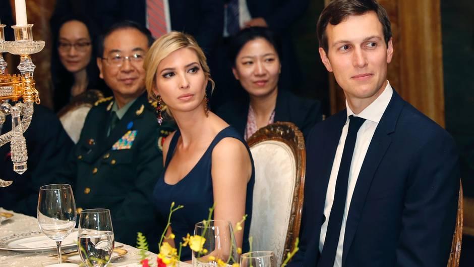 Ivanka Trump Dinner Xi