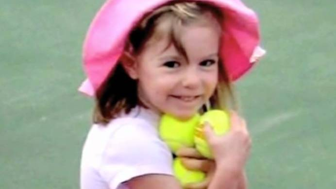 Verschwundenes Mädchen: Vor einem Jahr verschwand Maddie McCann