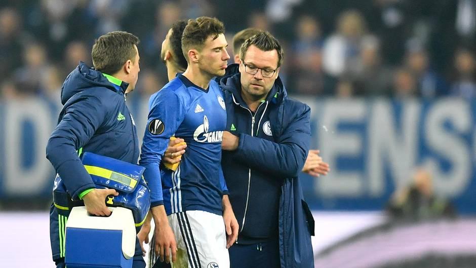 Schalke in der Europa League: Thon hat noch etwas Hoffnung