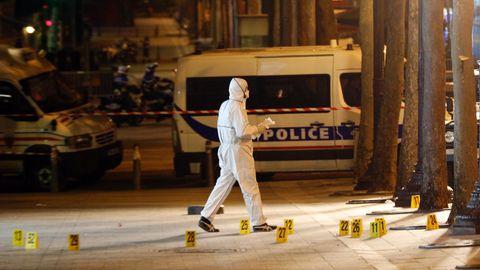 Paris Anschlagstatort