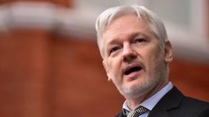Wikileaks-Gründer Julian Assange hält sich seit vier Jahren in der ecuadorianischen Botschaft in London auf