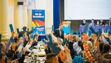 Am Wochenende findet der AfD-Parteitag in Köln statt (Symbolbild)