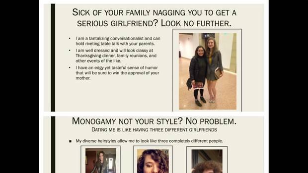 Eine Seite der Powerpoint-Präsentation von Lizzy Fenton. Sie zeigt unter anderem, warum man nicht in Monogamie leben muss.