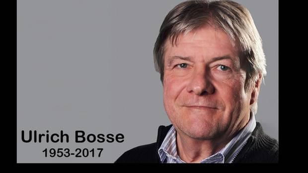 Traueranzeige für Ulrich Bosse