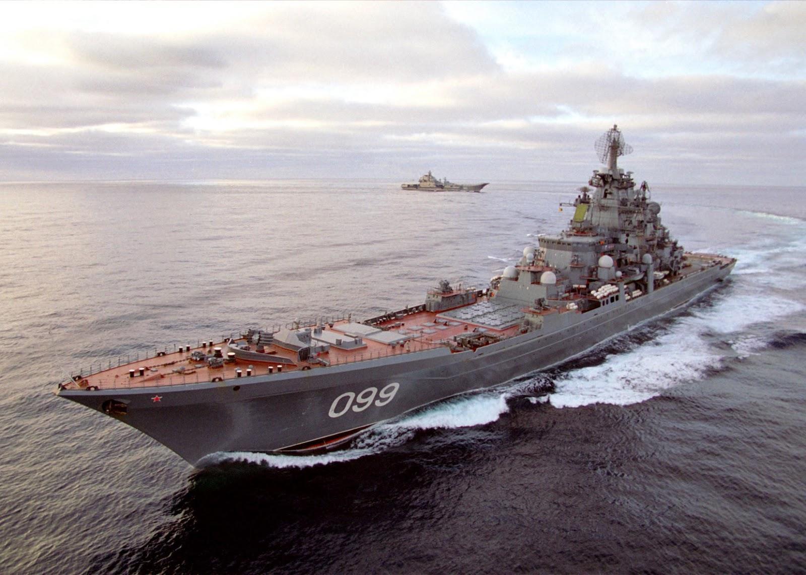 Putin testet den ultimativen Flugzeugträger-Zerstörer | STERN.de