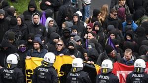 Anti-AfD-Protest in Köln