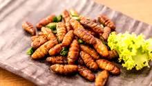 Insekten als Lebensmittel