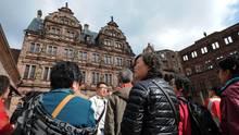 Schloss von Heidelberg