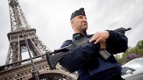 Frankreich Wahl