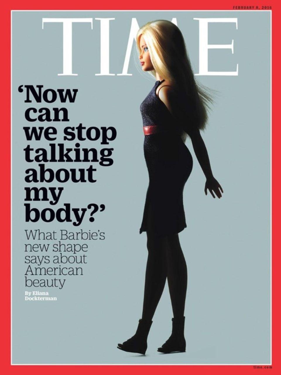 Barbie Fashionista-Line: Keiner will die dicke Barbie kaufen - Umsatzeinbruch bei Mattel