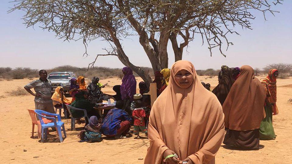 Nomaden in Somaliland