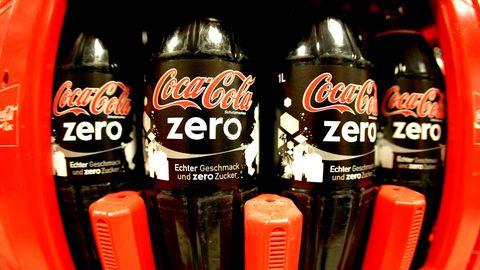 Cola 0 Gewichtsverlust