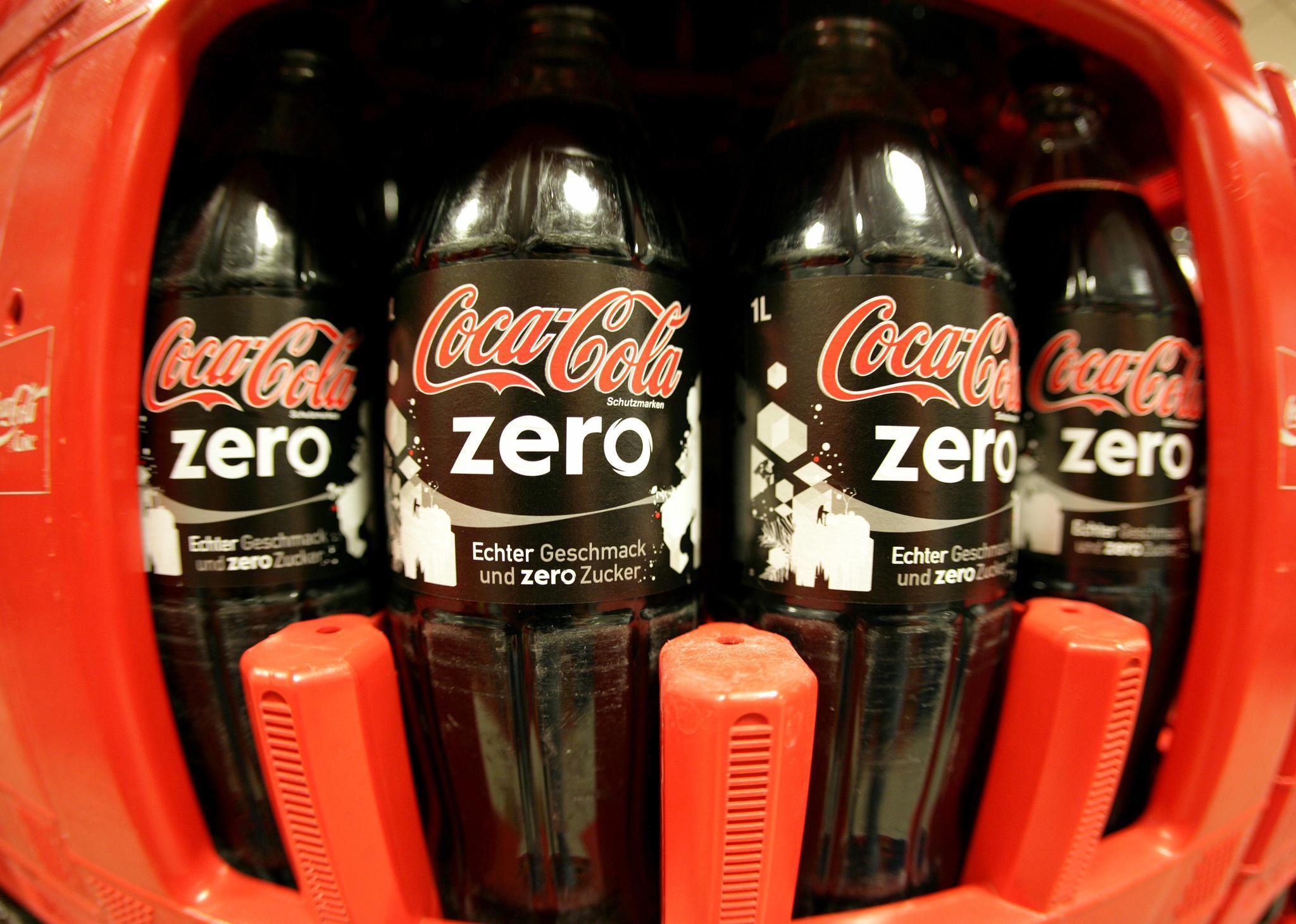 Diät-Limo und Cola Light können Risiko für Schlaganfall und Demenz ...