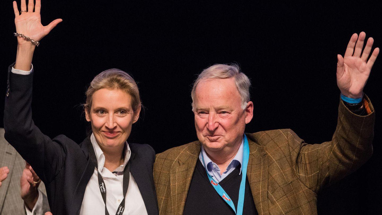 AfD-Tandem: Alexander Gauland und Alice Weidel
