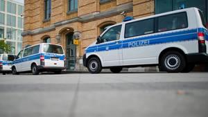 Polizeiautos (Symbolfoto)