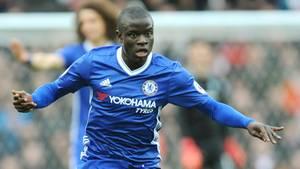 Die Maschine im Mittelfeld des FC Chelsea: N'Golo Kanté