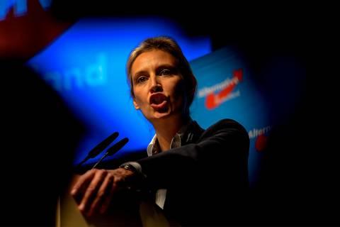 Bundestagswahl: Die AfD und ihre lesbische Spitzenkandidatin Alice Weidel: Wie passt das zusammen?
