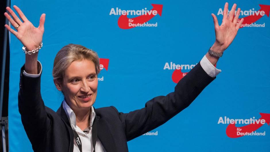 8 Fakten über die Spitzenkandidatin: Alice Weidel: Ihr Privatleben passt nicht zum Bild der konservativen AfD
