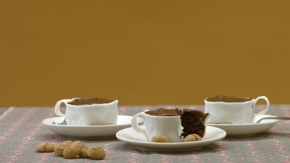 Kreative Kuchenidee: Diese Kaffeetassen kann man essen - wirklich