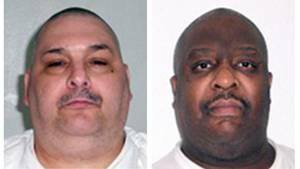 Jack Jones und Marcel Williams wurden am Montag im US-Bundesstaat Arkansas hingerichtet