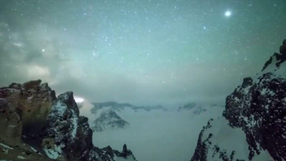 Leoniden: Sternschnuppen-Freunde sollten am Wochenende in den Himmel sehen
