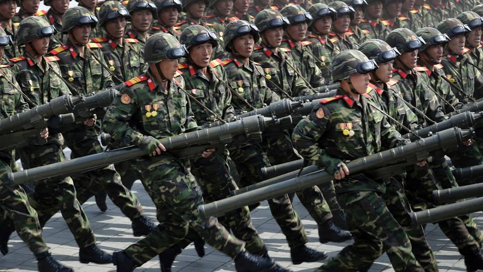 Südkorea Armee