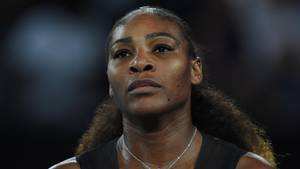 Serena Williams - Ilie Nastase