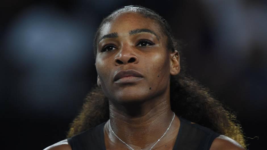 Serena Williams - Ilie Nastase