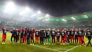 DFB Pokal Eintracht Frankfurt