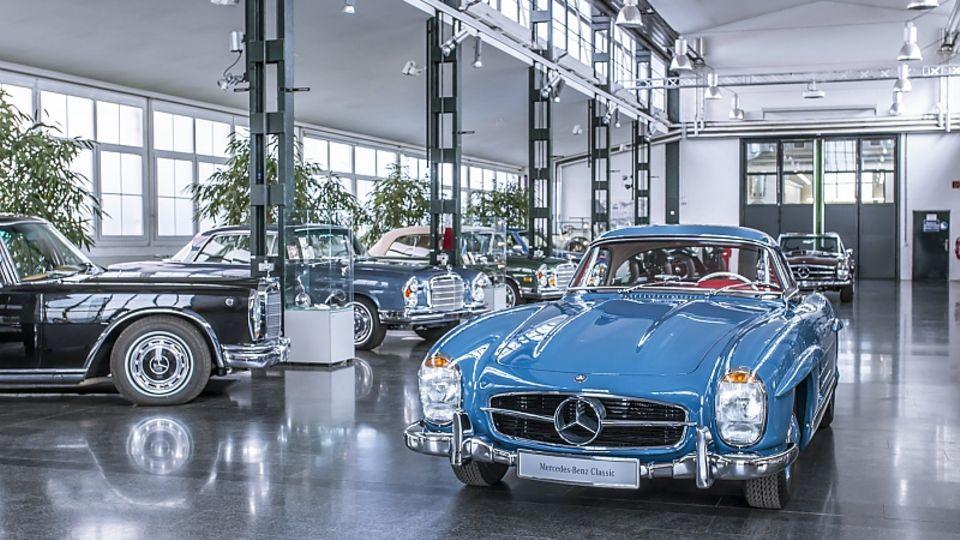 Mercedes Classic Center Fellbach