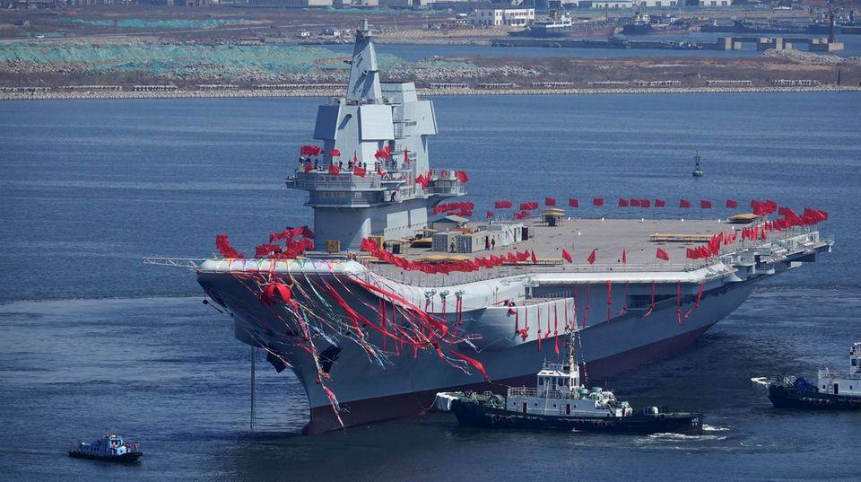 """""""USS Gerald R. Ford"""": Zurück zum """"gottverdammten"""" Dampfantrieb – Trump will Flugzeugträger umrüsten"""