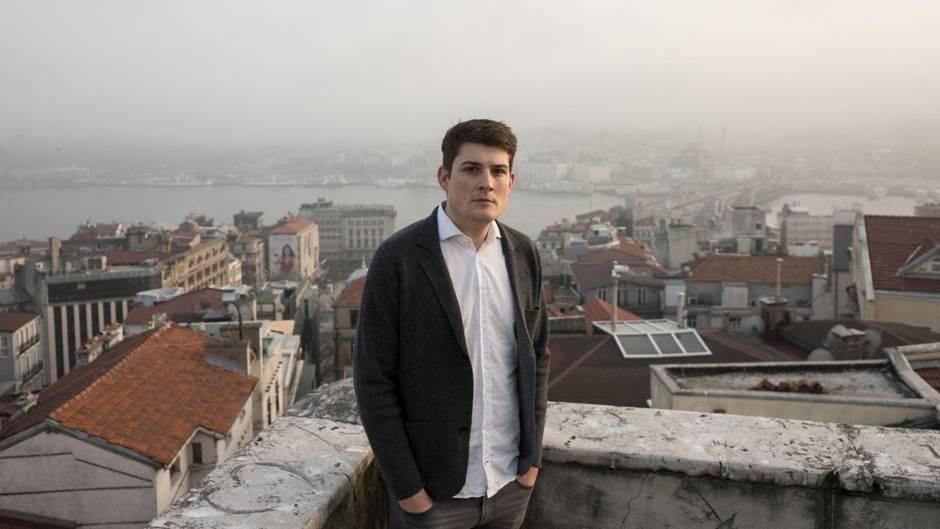 Raphael Geiger Istanbul