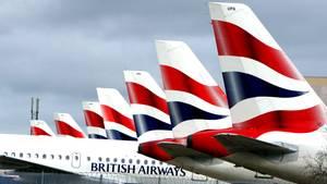 Ein Pilot von British Airways legte in Portugal eine Zwischenlandung hin, um ein Paar von Bord zu werfen
