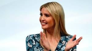 Ivanka Trump - Beraterin und Tochter des US-Präsidenten