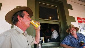 Trinkfeste Australier
