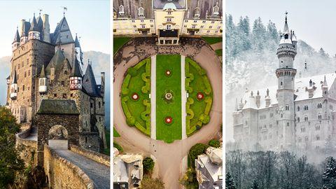 """""""Geo Epoche Panorama"""": Das sind Deutschlands schönste Burgen und Schlösser"""