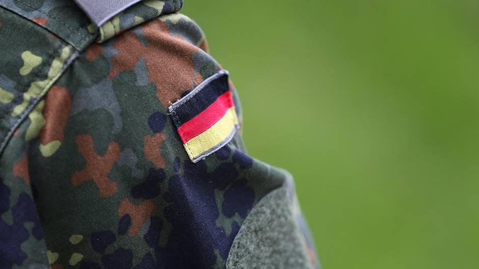 Bundeswehrsoldat unter Terrorverdacht
