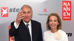 Nannenpreis 2017 Ulrich Wickert Julia Jäkel