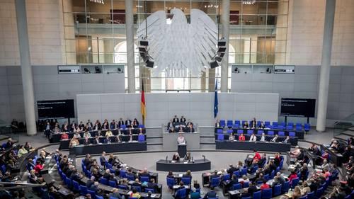 Im Bundestag fand sich eine Mehrheit für zwei neue Gesetze zur inneren Sicherheit
